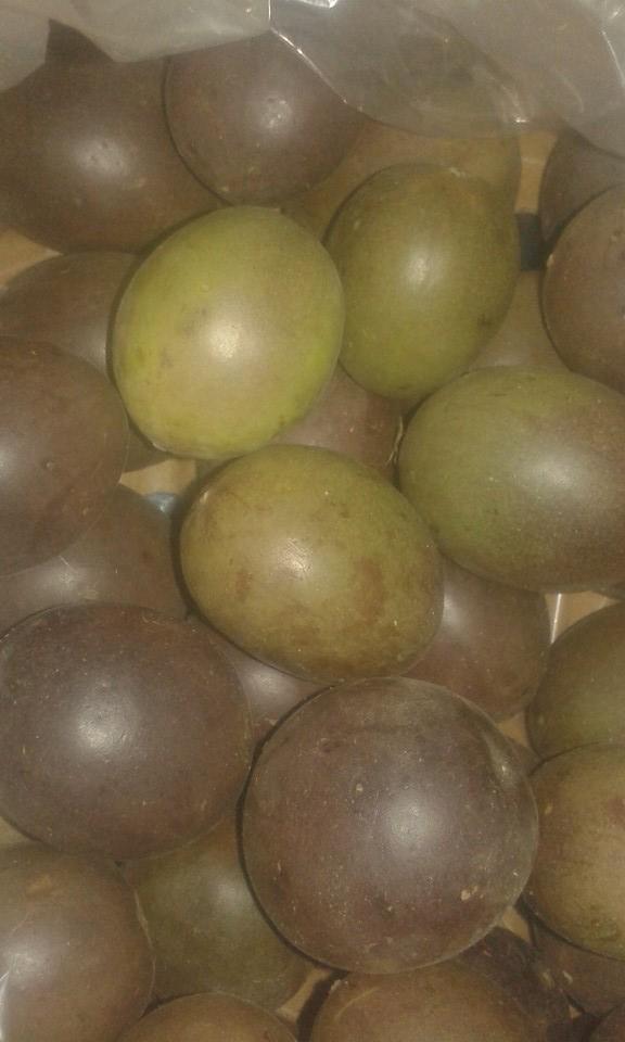 Fruit de la passion Perou 9.20€ le kilo