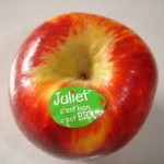 Pomme Juliet ou pink lady France 4.80€ le kilo